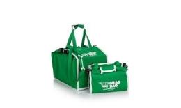 Niezastąpiona wielofunkcyjna torba na zakupy SNAP BAG