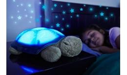 Żółw magiczny świecący