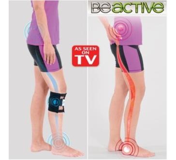 Be active - system akupresury na złagodzenie bólu pleców i mięśni