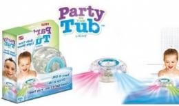 Party in the tub - Pływający dysk świetlny