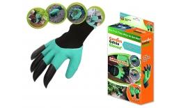 Rękawice ogrodowe z 4 pazurami
