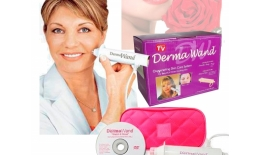 DermaWand - rewolucyjne urządzenie do odmładzania skóry