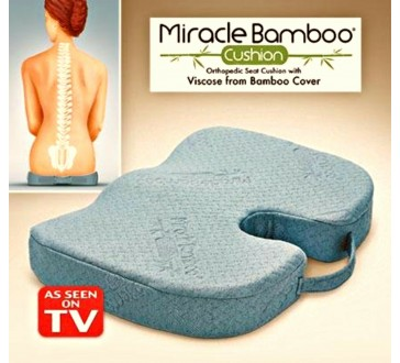 Poduszka do siedzenia Miracle Bamboo Cushion