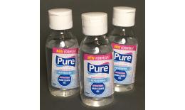 Antybakteryjny żel do dezynfekcji rąk Pure, 100 ml