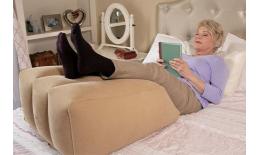Poduszka Ortopedyczna pod nogi Nadmuchiwana Leg Ramp Pillow