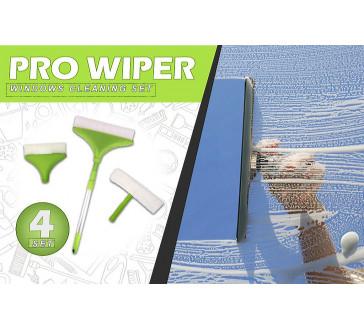 Wyjątkowy zestaw do mycia okien Pro Wiper