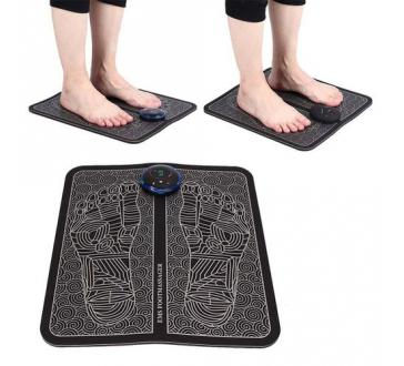 Masaż stóp relaksująca mata do elektrostymulacji