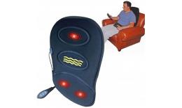 Poduszka do masażu i ogrzewanie do samochodu